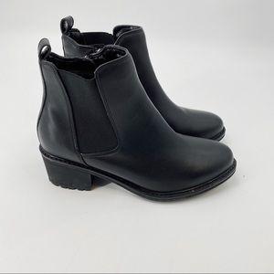 Studio B Blondo black waterproof lined ankle boots